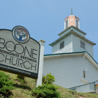 The Boone Mennonite Brethren Church